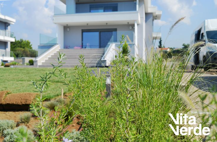 #DidYouKnow    Landscape design helps you save money long term, since everything is meaningfully placed from the aesthetic, functional and sustainable point of view.    #VitaVerde #LandscapeTip #10yearanniversary