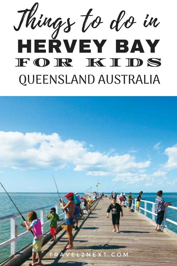 10 Things To Do In Hervey Bay For Kids Things To Do Hervey Bay Stuff To Do