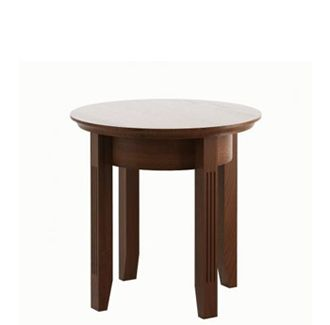 Paged Side Table. Made in Poland, European beech timber coffee table.