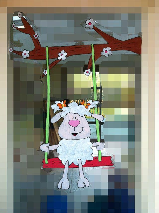 mouton-balancoire