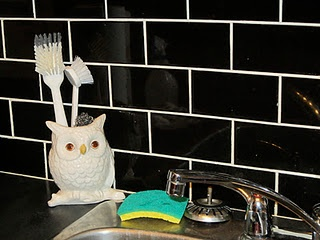 Cute Owl kitchen holder- would love this in my kitchen
