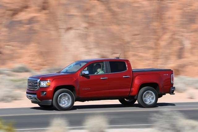 2020 Gmc Canyon Denali Price Release Date Changes Gmc Canyon