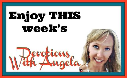 NEW BLOG ENTRY - Devotions With Angela: Short 2 minute weekly Bible verse video and article fueling spiritual fire! For more info go to: http://faithsmessenger.com/sharing-the-good-news/11278/devotions-with-angela/
