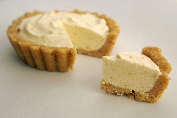 "Sweet corn cereal milk ""ice cream"" pie, made with Captain Crunch! (aperiodictableblog.com)"