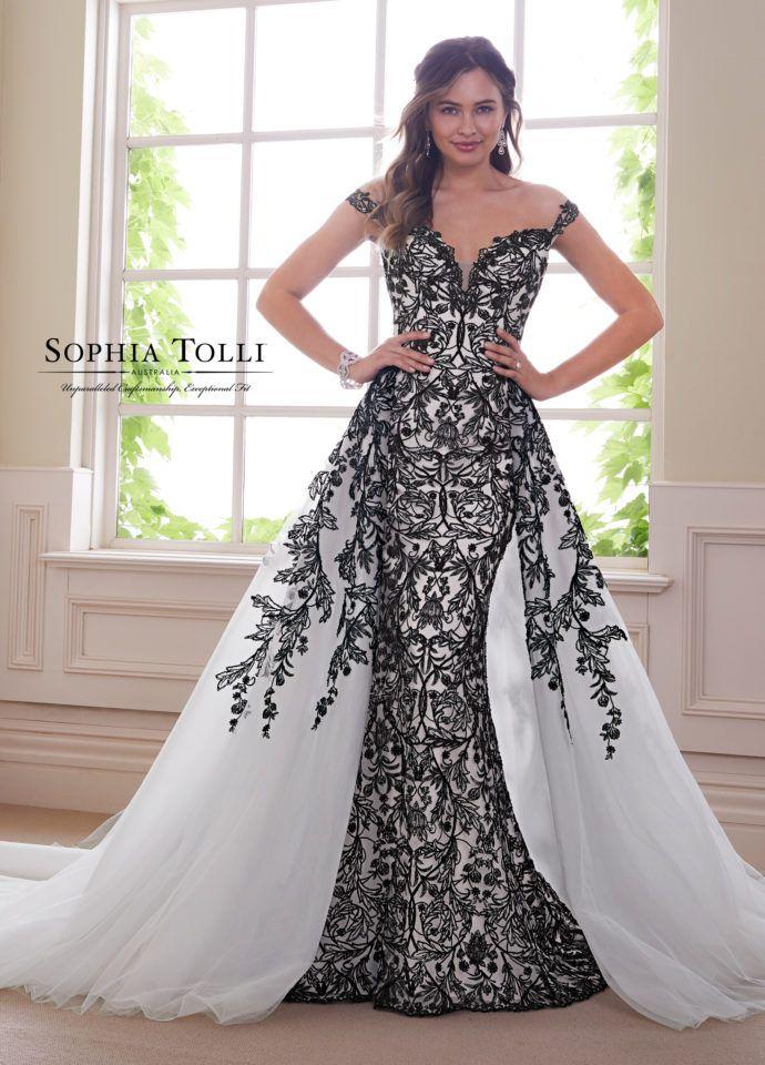 Sophia Tolli Wedding Dresses 2019 For Mon Cheri Bridal Gowns In