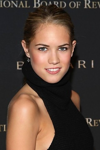 Cody Horn...Anastasia Steele?