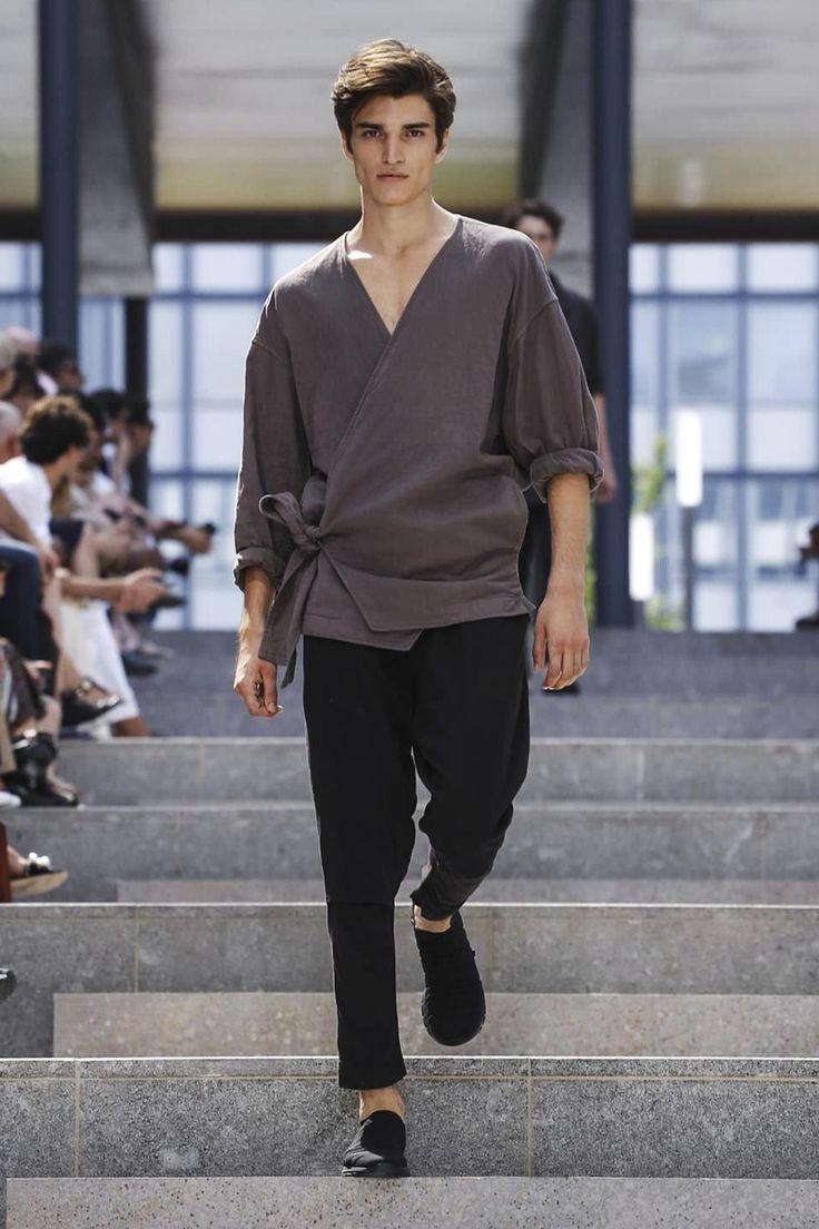 Issey Miyake Men Menswear Spring Summer 2018 Paris