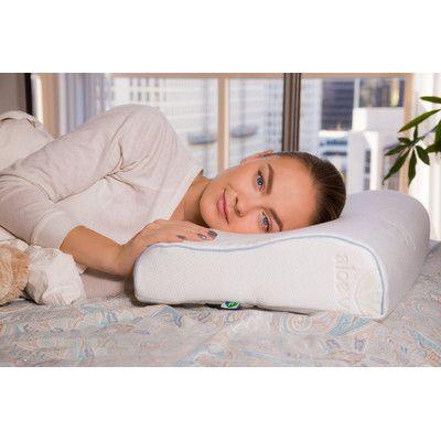 PharMeDoc Memory Foam Contour Pillow