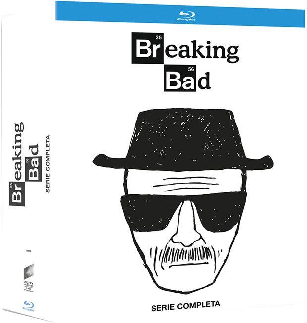 Breaking Bad - Serie Completa Blu-ray