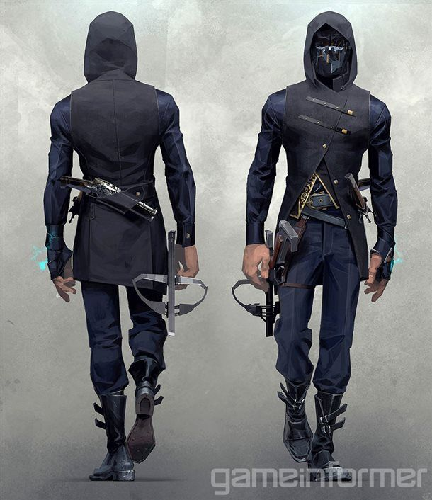 Get Reacquainted With Corvo Attano From Dishonored 2 - Features - www.GameInformer.com