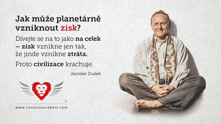 Banky nám kradou duši – 1. část rozhovoru a Jaroslavem Duškem
