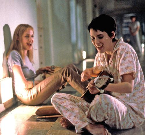 Girl, Interrupted. My all time favorite movie
