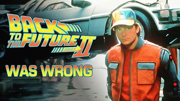 Trở Về Tương Lai 2, Back To The Future (1989)