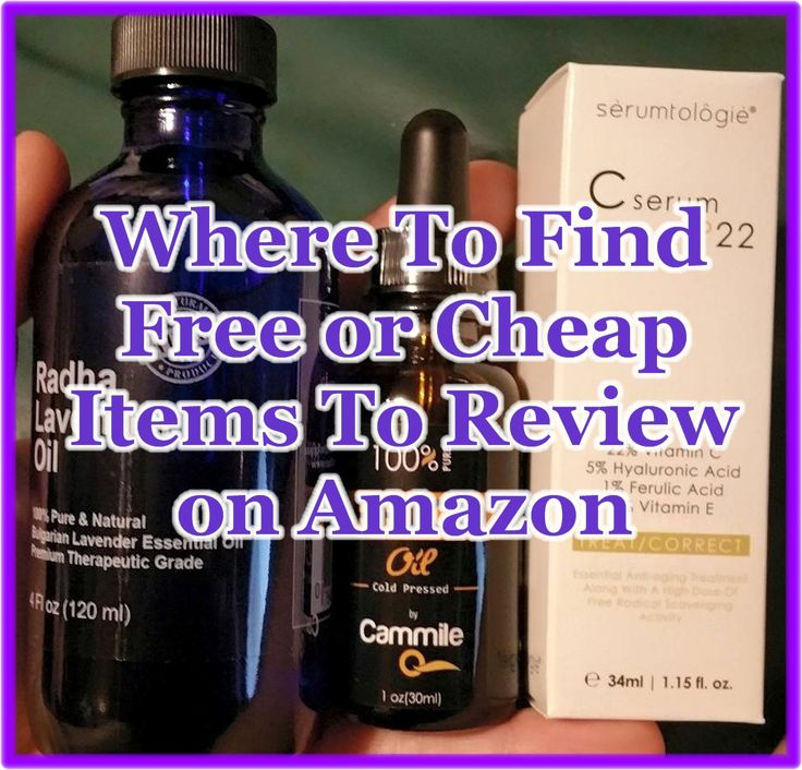 Two Chix Beauty Fix: Get Free & Cheap Items to Review on Amazon