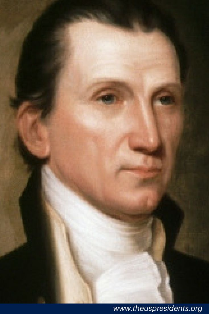 """James Monroe Political Party 