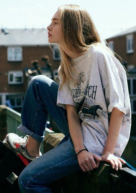 80/90s/grunge-ish inspo in 2019 | LOOKS | Fashion, Tomboy ...