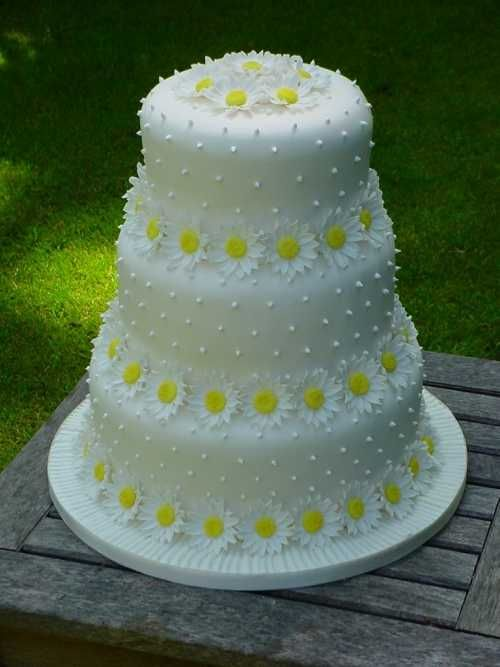 daisy wedding cakes pictures 25 best ideas about wedding cakes on 13315