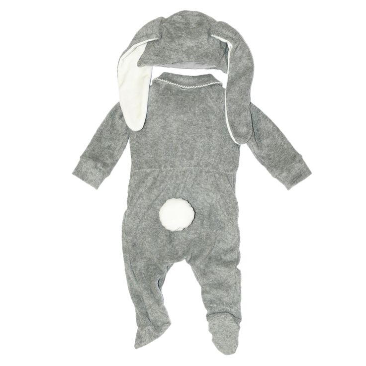 Lovely baby and toddler bunny costume for girls or boys. Cute bunny tails! $79