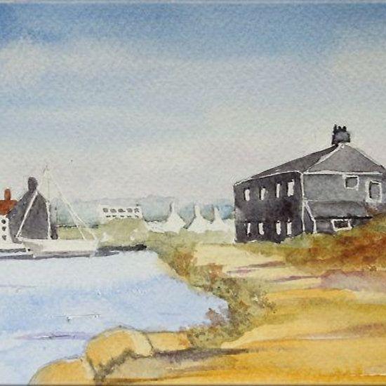 The Black House - Mudeford