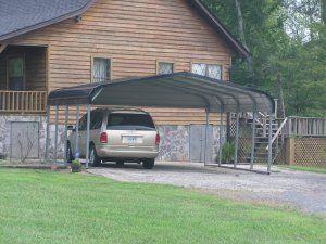 Steel Carport Prices Virginia