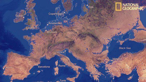 europa-tuttacronaca-scioglimento ghiacci http://tuttacronaca.wordpress.com/2014/02/04/se-i-ghiacciai-si-sciolgono-dovremmo-dire-addio-a-new-york-e-a-venezia/