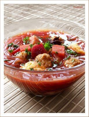 Hun-magyar konyha kisszótár- Hungvári marhaüstöny recept