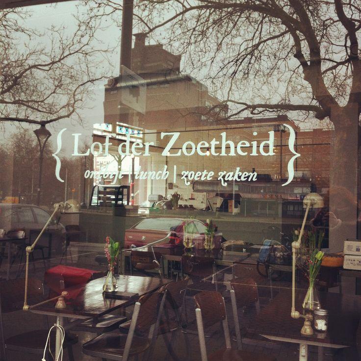 Noordplein Rotterdam- Lof der Zoetheid.