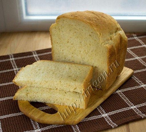 хлеб пшенично-кукурузный в хлебопечке