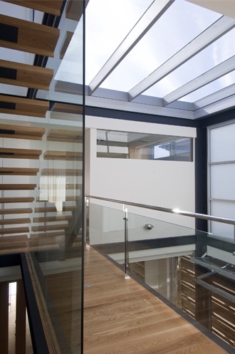 Residential Architecture - Wilkenfeld Townhouses, Bondi, New South Wales. Another successful joint venture between The Quinlan Group and Darryl Gordon Design.