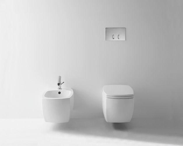 Agape wall mounted toilet and bidet 750_sosp_wc_bid