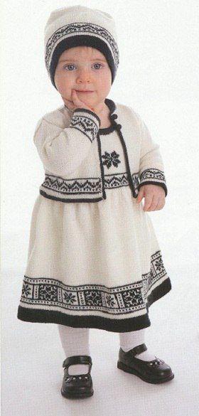 Жаккард для мальчика и девочки. Обсуждение на LiveInternet - Российский Сервис Онлайн-Дневников
