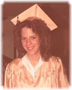 Angela Theresa Egic  High School Graduation -- 1981  Trevor G. Browne High School  Phoenix, AZ