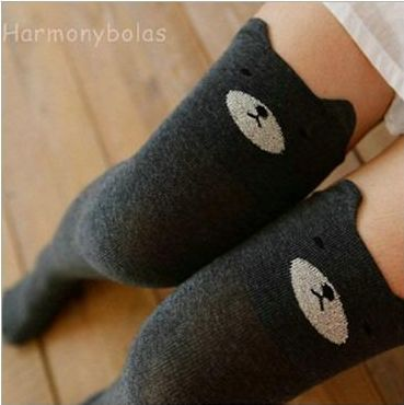 """Women Lovely Thigh Stocking Cartoon Animal Over Knee Socks Cotton 3D Thigh-Highs """" FREE SHIPPING """""""