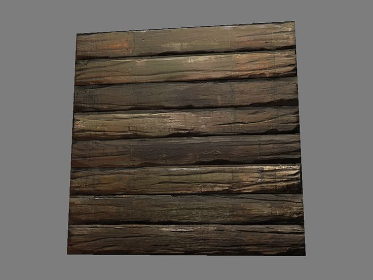 Create a rough wood texture using Zbrush, 3DS Max and Photoshop. This can be interesting if you want to make a totally handpainted texture as well. There are just a couple of layers I made differently to make it a more stylized handpainted texture, all that is included in the .PSD at the bottom of this page.