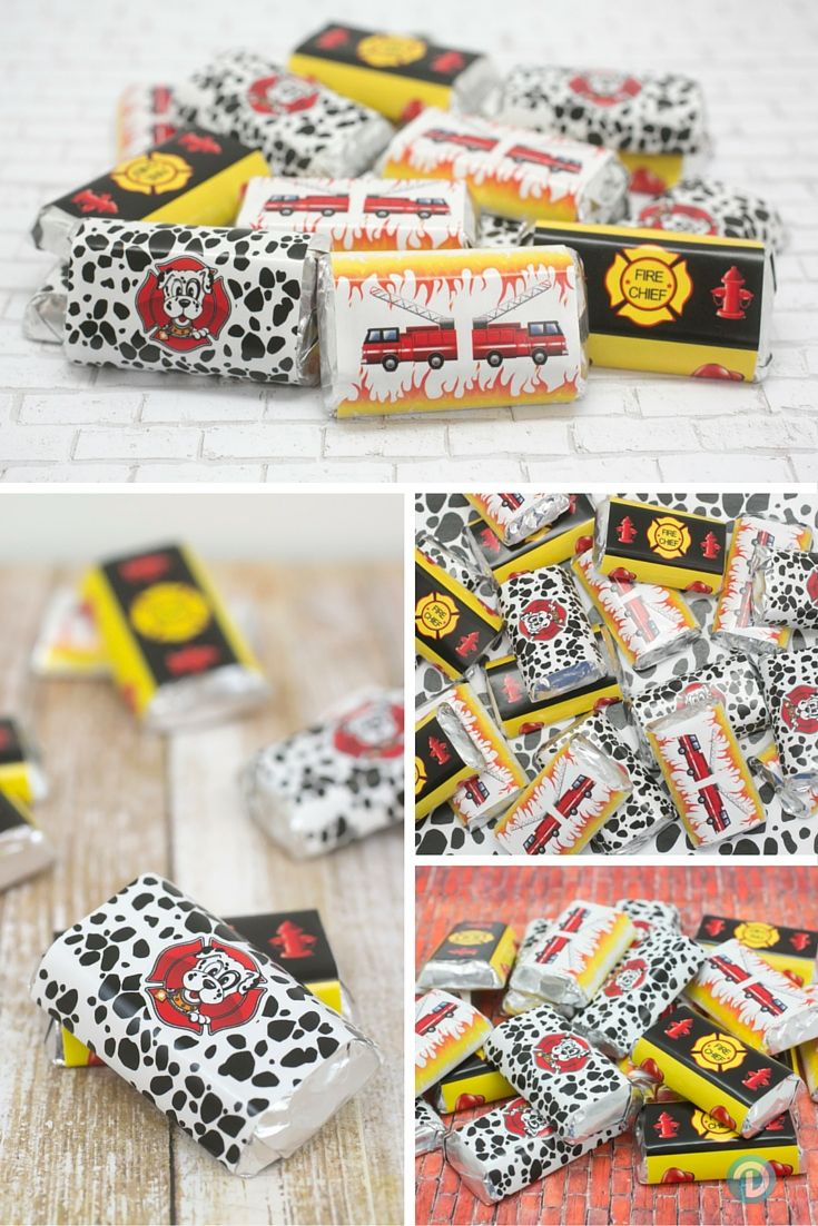 43 best Firefighter Birthday Party Ideas images on Pinterest