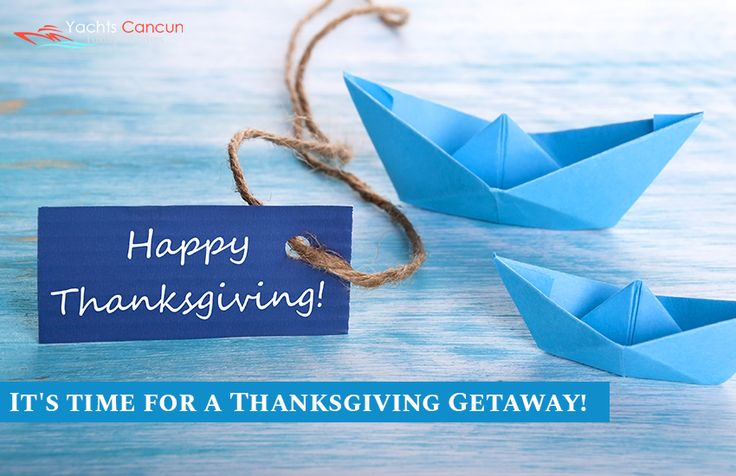 If you haven't made your plans for Thanksgiving yet, then get up and pack your bags for Cancun charter vacation. Beach is shining, weather is warm and Thanksgiving feast is ready! Book your charter today!  http://www.yachtscancunluxurycharters.com/  #Yachts #YachtsCancun #BoatCharter #YachtChartersCancun #CancunYachtCharters #YachtCharters #LuxuryCharters #LuxuryYachtCharter #YachtRentalCancun