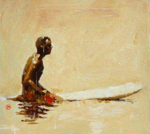 516 best images about surf art on pinterest surf surfer girls and surfers. Black Bedroom Furniture Sets. Home Design Ideas
