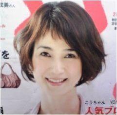 ボブ&ショートヘアで魅せる!安田成美さんのキュートな髪型まとめの画像