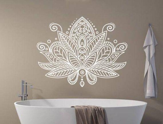 Best 25+ Flower wall decals ideas on Pinterest | Wall ...