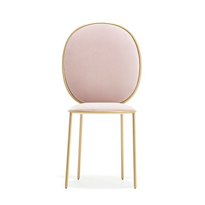 Stay Dining Chair Rose Thé - Collection III - Designed by Nika Zupanc for Sé