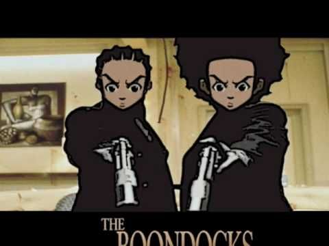 One of our dance routines - The Boondocks (Ending Credits) READ DESCRIPTION - YouTube