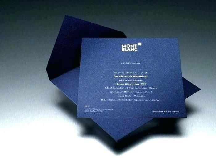 Image Result For High End Event Invitations Corporate