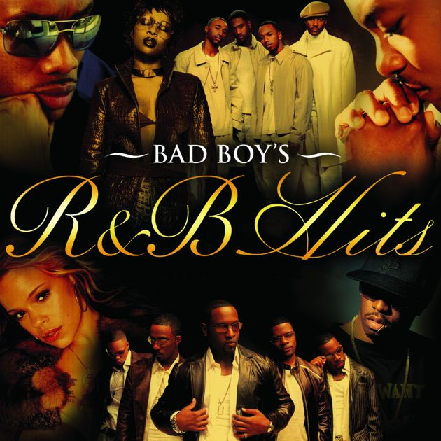 Bad Boy's R&B Hits by Various Artists on Apple Music