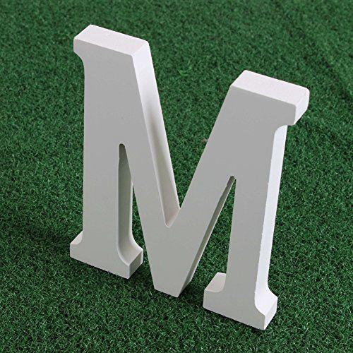 lettere in legno grandi
