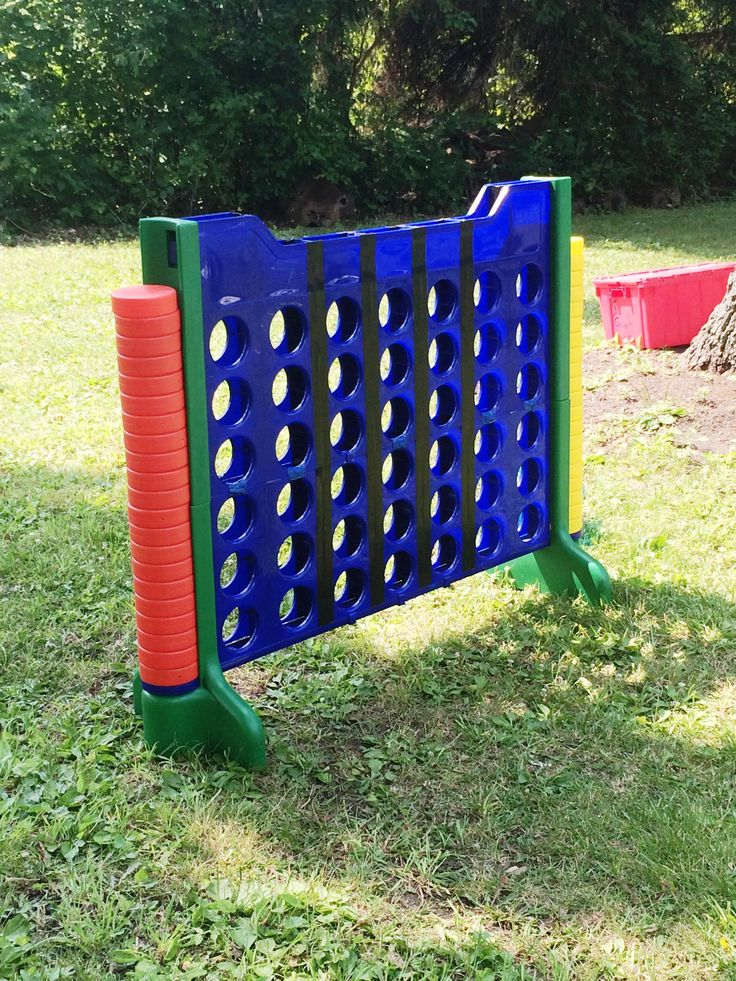Giant carnival games. Indoor or outdoor four in a row carnival game. Chicago party Rentals