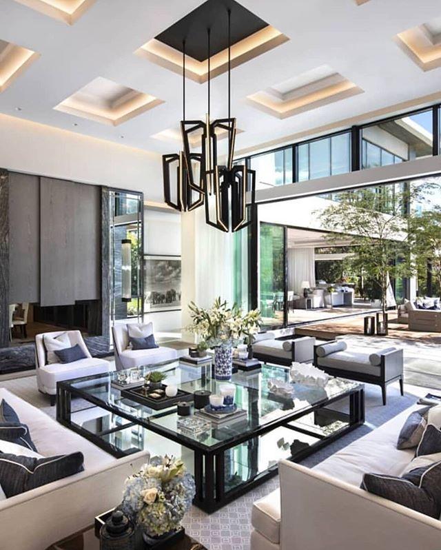 Amazing Home Interior Follow Mega Mansions Contemporary Decor Living Room Mansion Living Room Mansion Interior