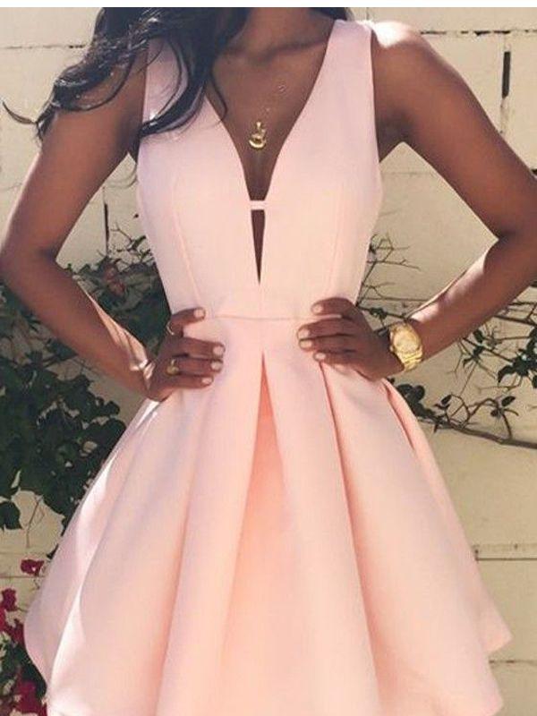 casual freshman homecoming dresses