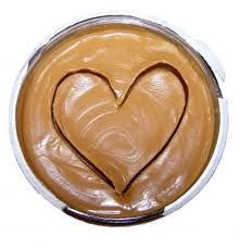 A jar of peanut butter is an easy and healthy way treat for kids.