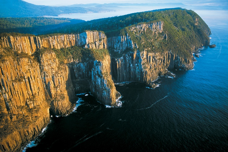 Cliffs, South Bruny National Park, Bruny Island
