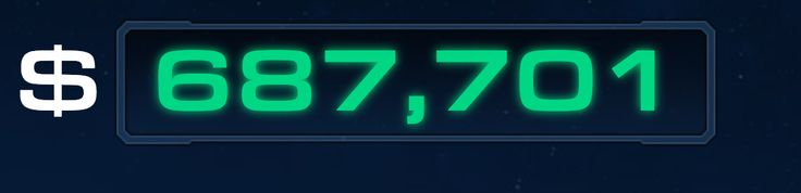 Warchest updated again! Nearly hit the cap and it's been out less than a week. #games #Starcraft #Starcraft2 #SC2 #gamingnews #blizzard